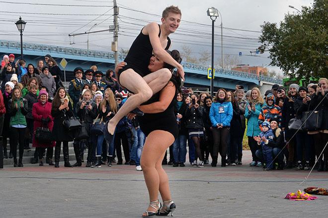 Самый лучший день в Новосибирске