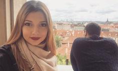 Дарья Канануха отметила в Европе помолвку