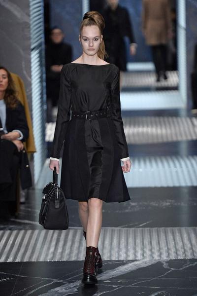 Бренд Prada представил на Неделе мужской моды в Милане сразу две коллекции | галерея [3] фото [5]