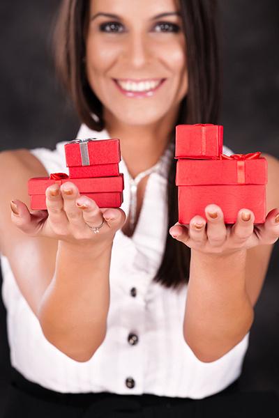 Дарите подарки себе и вашим друзьям.