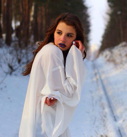 Маргарита Усенко, «Юная топ-модель Екатеринбурга-2016», фото