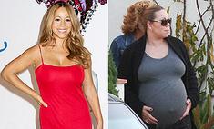 Мэрайя Кэри похудела на 32 кг после рождения близнецов