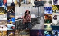 Первый снегопад: 30 лучших фото тверских инстаграмеров
