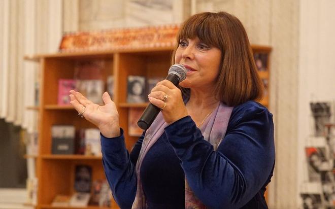Наталья Варлей в Красноярске