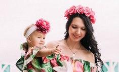 В Воронеже прошел фестиваль «Счастливая мама». Найди себя на празднике!