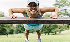Пять упражнений, для которых понадобится только скамейка