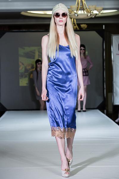 Мода весна-лето 2016: коллекции российских дизайнеров 2016 на Don Fashion Week, фото
