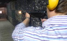 Каково это— стрелять из ППШ, маузера, нагана, винтовки Мосина и еще девяти видов огнестрельного оружия