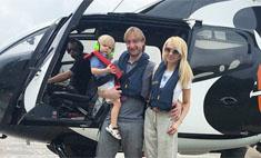 Рудковская и Плющенко планируют родить дочку