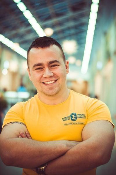 Евгений Суслопаров, Fitness House