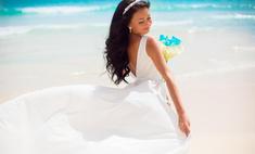 Свадьбы из соцсетей: на море, на острове и в городе любви