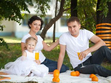 Ольга Тимофеева и ее семья стали фаворитами Доминика Джокера