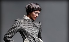 Пальто-платье – модный тренд сезона