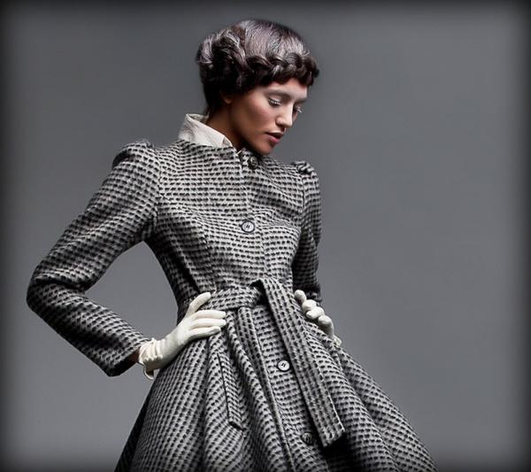 Какое выбрать пальто-платье