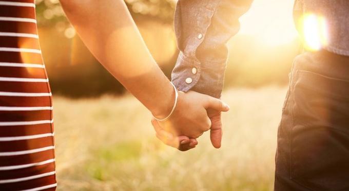 Этапы развития отношений в паре