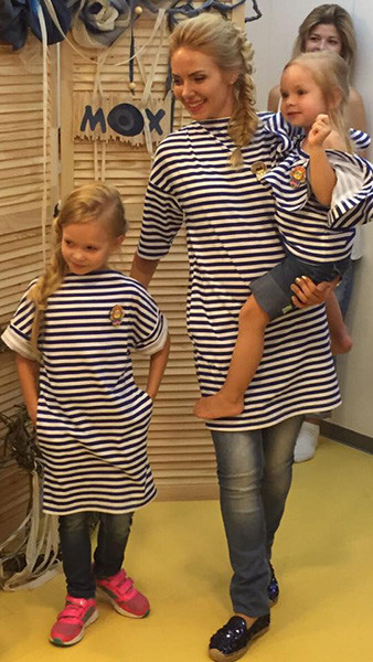 Ксения Халтурина, семья