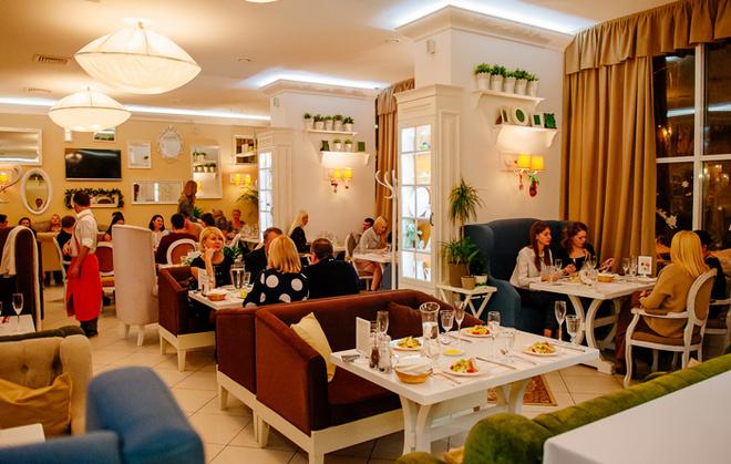 "Ресторан ""Багет"", фото"