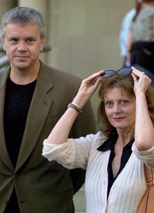 Сьюзен Сарандон (61 год) и Тим Роббинс (49 лет), разница 12 лет