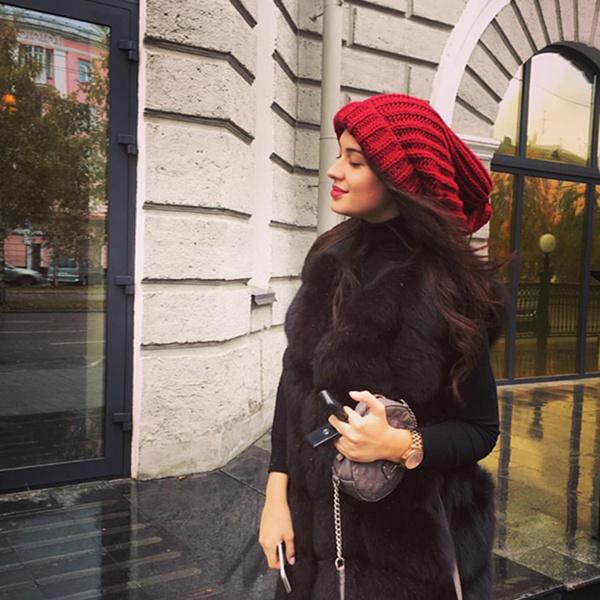 Модные женские шапки-2016: фото