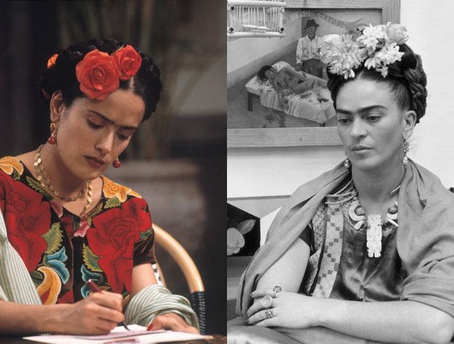 Сальма Хайек – Фрида Кало