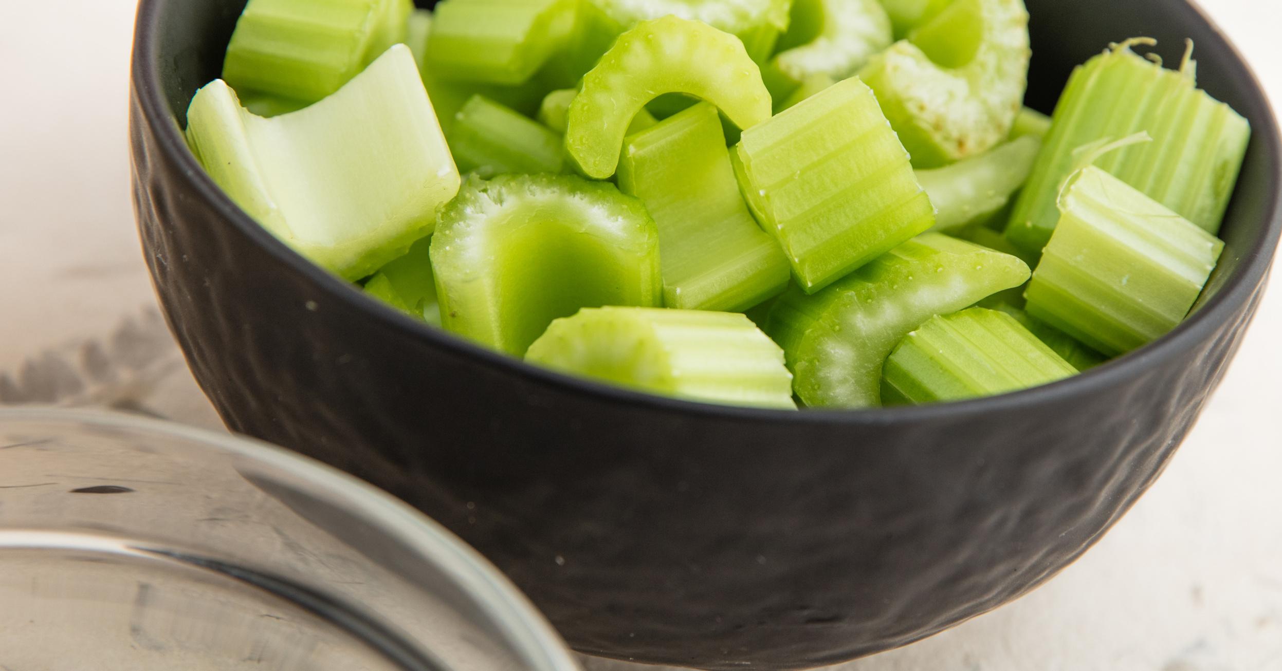 блюда из сельдерея для похудения рецепты