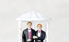 Глава МИД ФРГ сочетался узами однополого брака