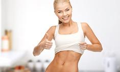5 простых упражнений для упругой попы и плоского животика