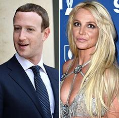 Цукерберг, Спирс, Мадонна и другие неудачники года