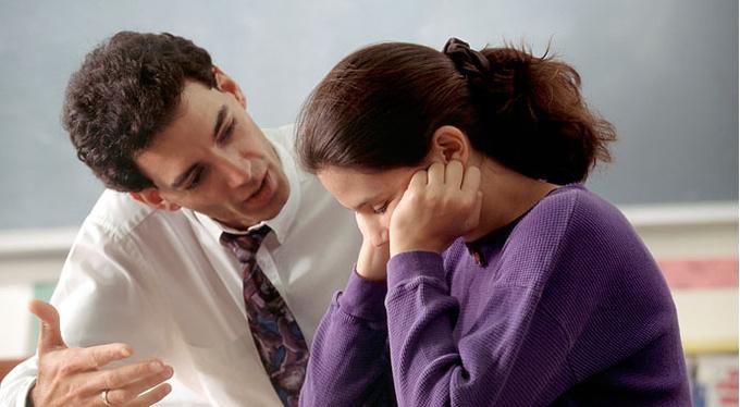 Я влюбилась в учителя. Письмо психотерапевту. Прочитать родителям