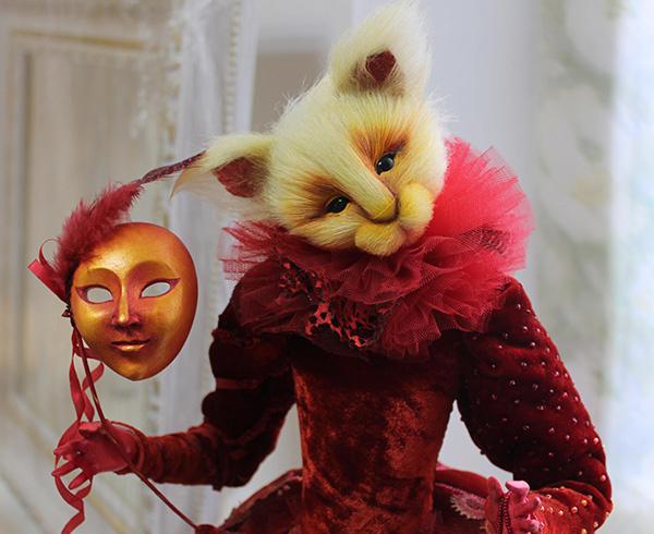 Наталья Корниенко, Выставка «Тайна кукольного шкафа», фото