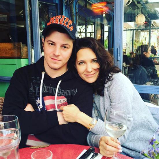 Екатерина Климова поздравила мужа Гелу Месхи с днем рождения