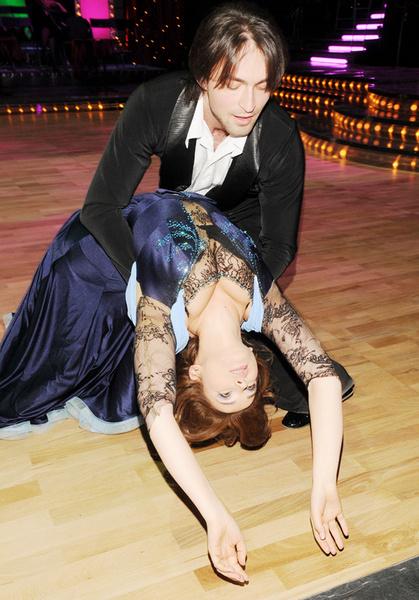 В прошлом году Анфиса участвовала в проекте «Танцы со звездами»