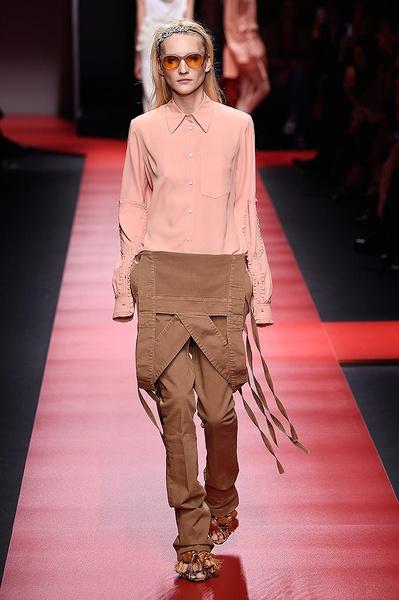 Неделя моды в Милане: день первый   галерея [2] фото [19]