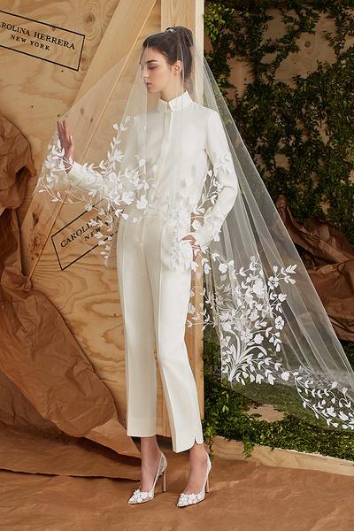 Лучшие коллекции Недели свадебной моды   галерея [7] фото [7]