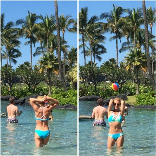 Бритни Спирс показала в Instagram мышцы пресса