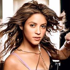 10. Колумбийская певица Шакира
