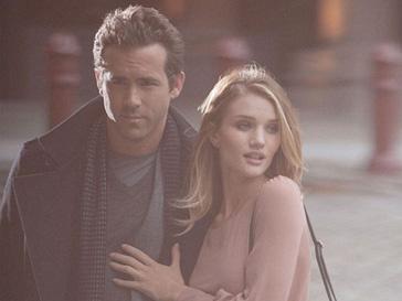 Фотосессия Райана Рейндольдса (Ryan Reynolds) и Рози Хантингтон-Уайтли (Rosie Huntington-Whiteley) проходила в Лондоне под чутким руководством Грега Уильямса