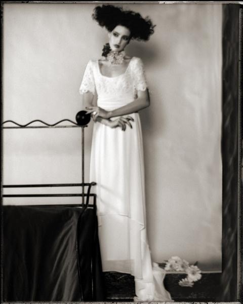 Роберт Вано. Линда (для чешского Elle, 1998 год).