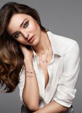 Миранда Керр выпустила совместную коллекцию с брендом Swarovski