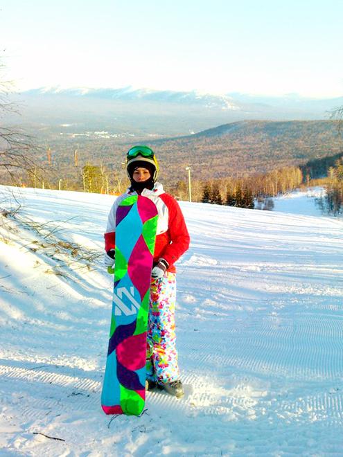 Кто круче – сноубордист?