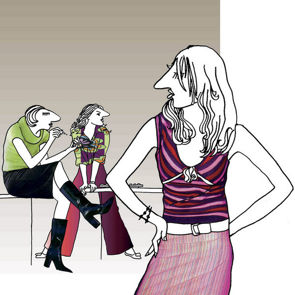 Психологи убеждены, что все отношения – с мужчинами, чиновниками, коллегами – мы строим по той же схеме, что и с родственниками.