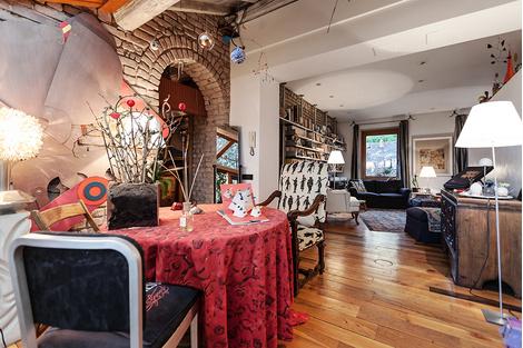 Топ-10: дизайнерские квартиры в Милане | галерея [10] фото [8]