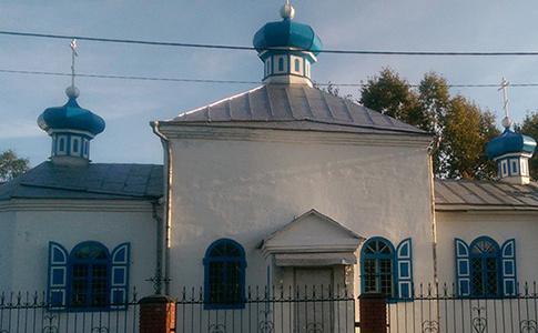 Валерия, церковь в Кузедеево