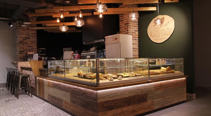Ремесленный хлеб и авторская кухня кафе-пекарни «Жаворонок» на Братиславском рынке