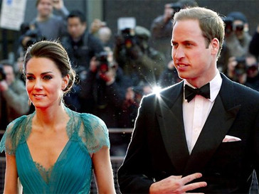 Принц Уильям (Prince William) отметит тридцатилетие с женой - Кейт Миддлтон (Kate Middleton).