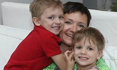 Диана Арбенина: «Я не имею права уставать. Я же мама!»