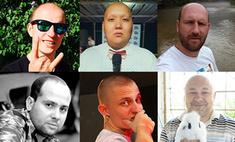Как Брюс Уиллис: 10 мужчин, гордящихся своей лысиной