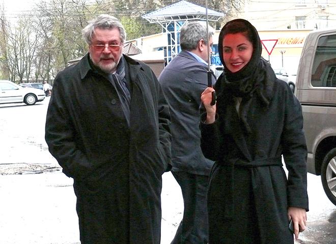 Александр Ширвиндт прогулялся по Воронежу