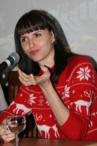 Анна Матисон, фото