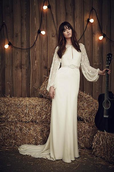 Лучшие коллекции Недели свадебной моды   галерея [6] фото [5]